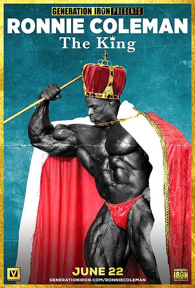 罗尼·库尔曼Ronnie Coleman The King