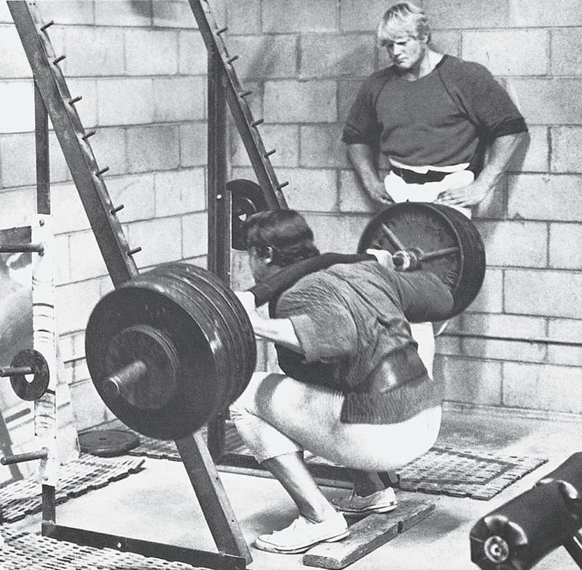 戴夫·德雷珀是真正的健身天才,被欧洲人视为加利福尼亚式健身者的典型。
