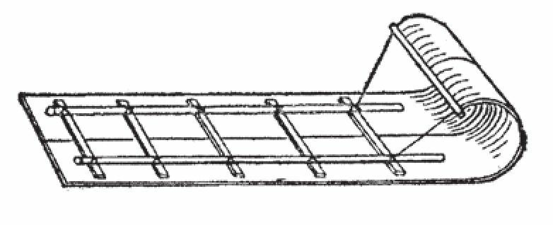 图7 平底雪橇