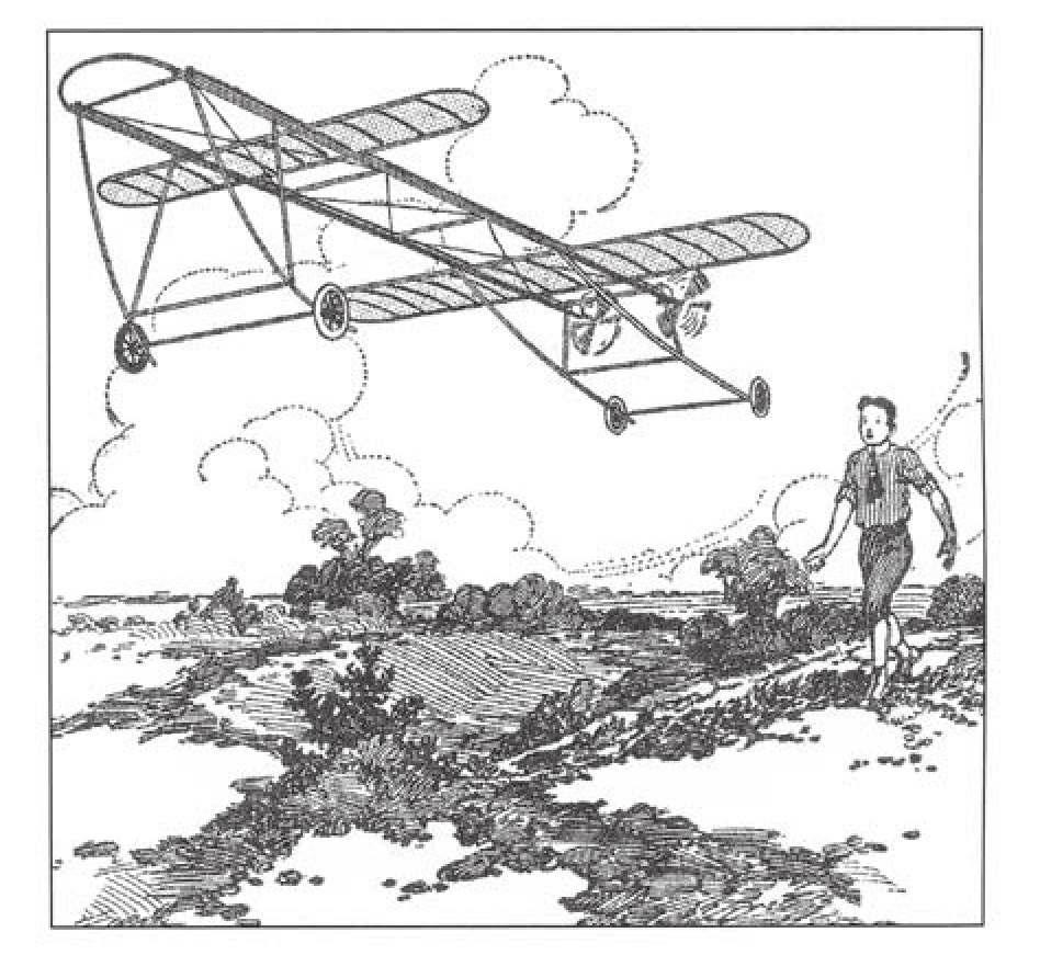 """这只""""机械鸟""""在滑行1.5米后便会腾空飞行"""