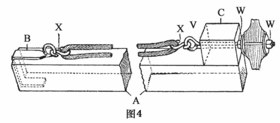 飞机最重要的动力装置由橡皮筋组成