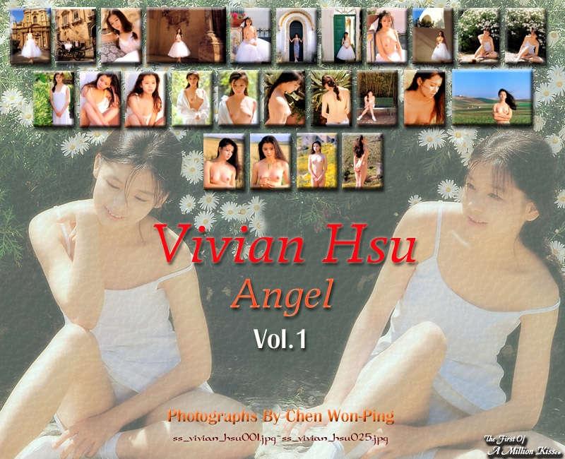 徐若瑄:天使心Angel写真 封面