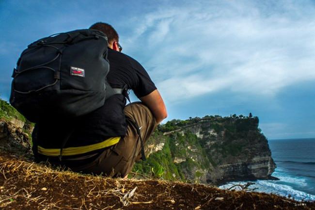 如何用一个26升的背包潇洒环游世界
