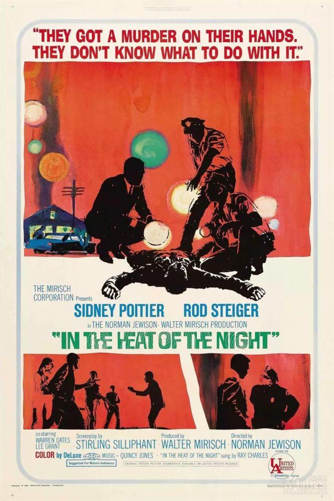 《炎热的夜晚》,诺曼·杰威森