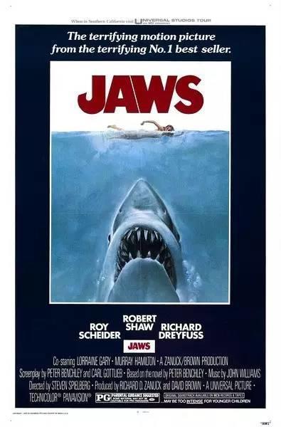《大白鲨》,史蒂文·斯皮尔伯格