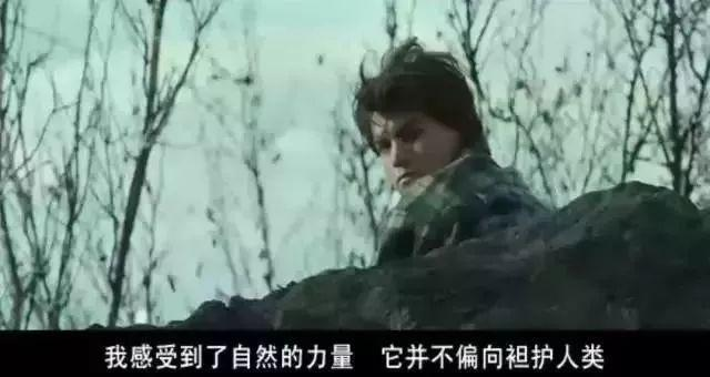 电影《荒野生存》