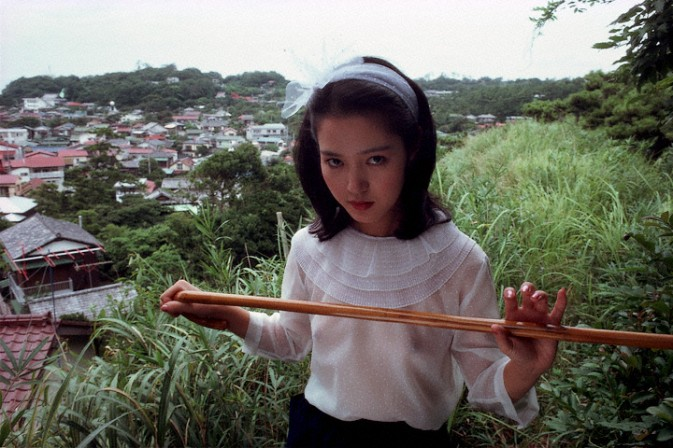 篠山紀信[撮] 樋口可南子『贅沢な時間』