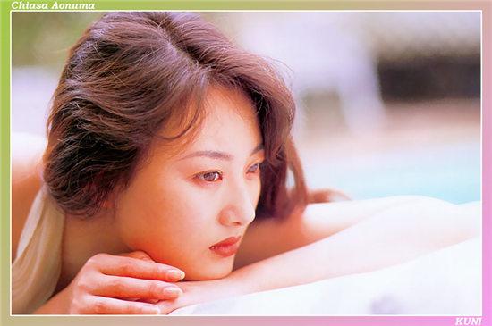 青沼知朝 Chiasa Aonuma