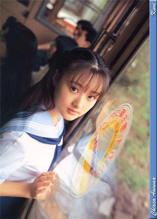 青沼知朝 Chiasa Aonuma 学生装