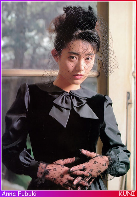 风吹安奈 Anna Fubuki