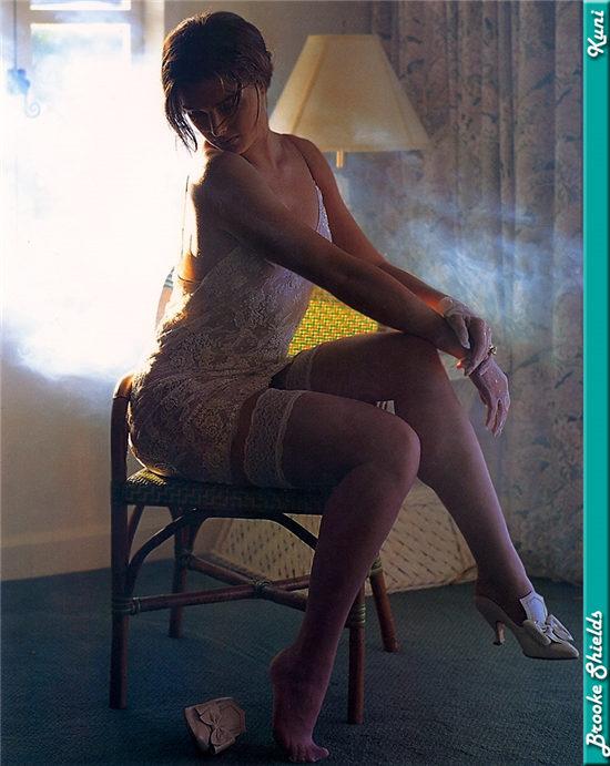 Brooke Shields 波姬·小丝