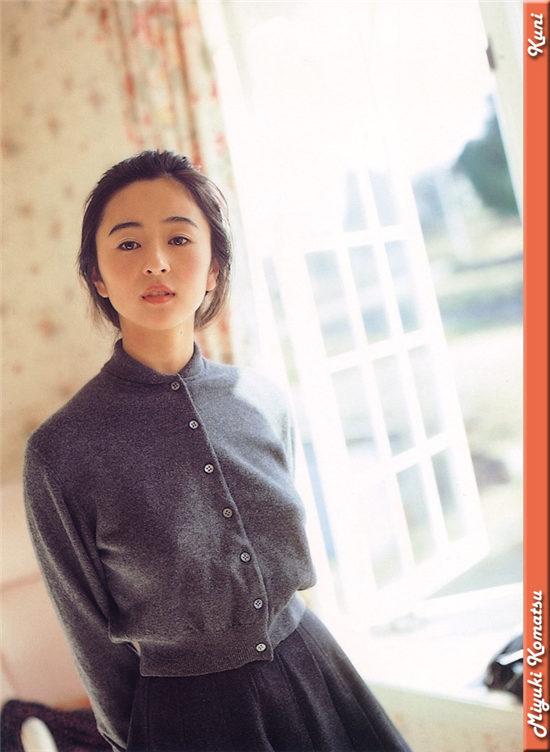 Miyuki Komatsu 小松美幸