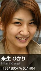 Hikari Kisugi 来生光 资料