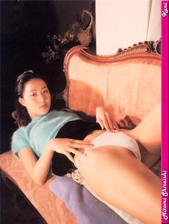 白石瞳 Hitomi Shiraishi