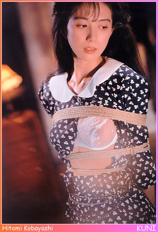 小林瞳 Hitomi Kobayashi