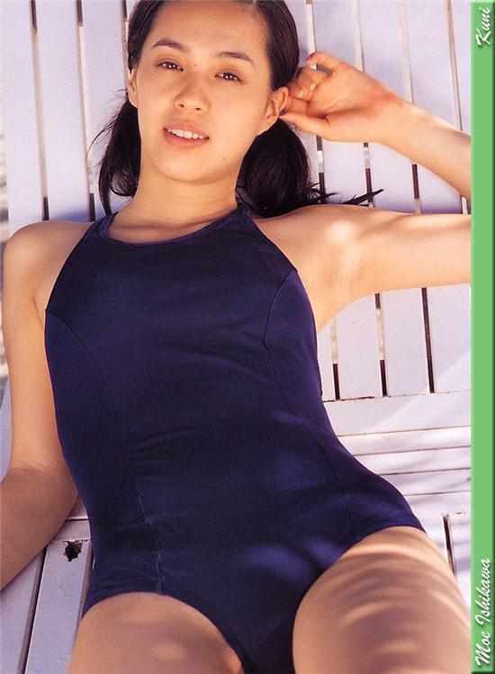 石川萌 Moe Ishikawa