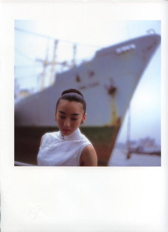 秋乃樱子写真集《上海·パリ》