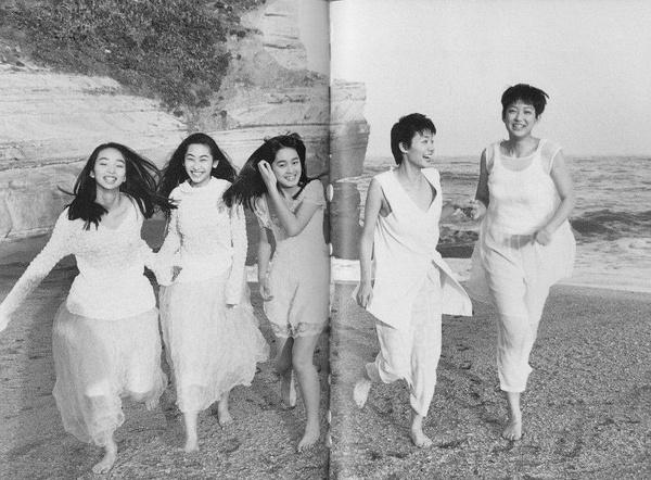 《少女革命》集体照