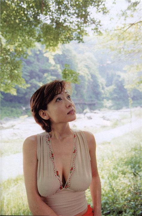 細川ふみえヴィーナズの裸身