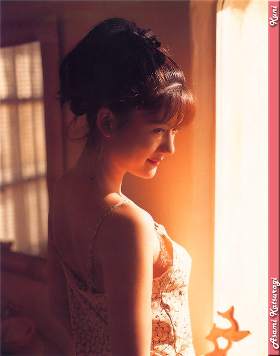 桂木亚沙美 Asami Katsuragi