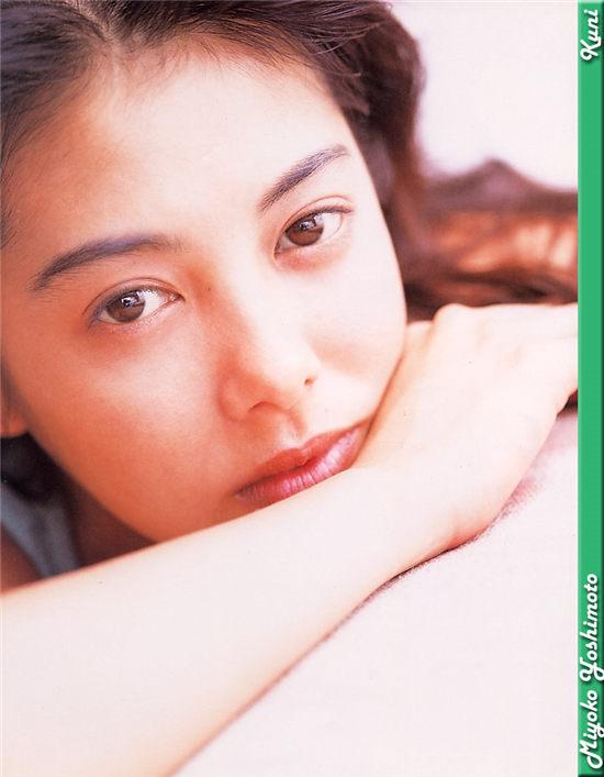 芳本美代子 Miyoko Yoshimoto