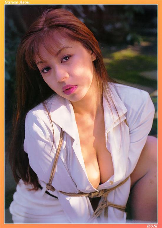 麻生早苗 Sanae Asou