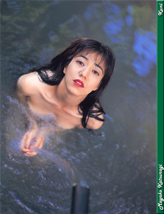 桂木麻也子 Mayako Katsuragi