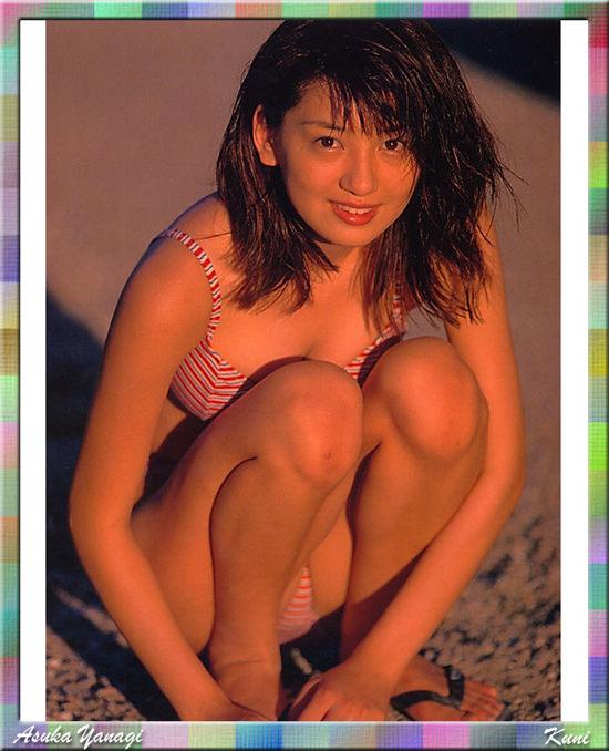 柳明日香 Asuka Yanagi