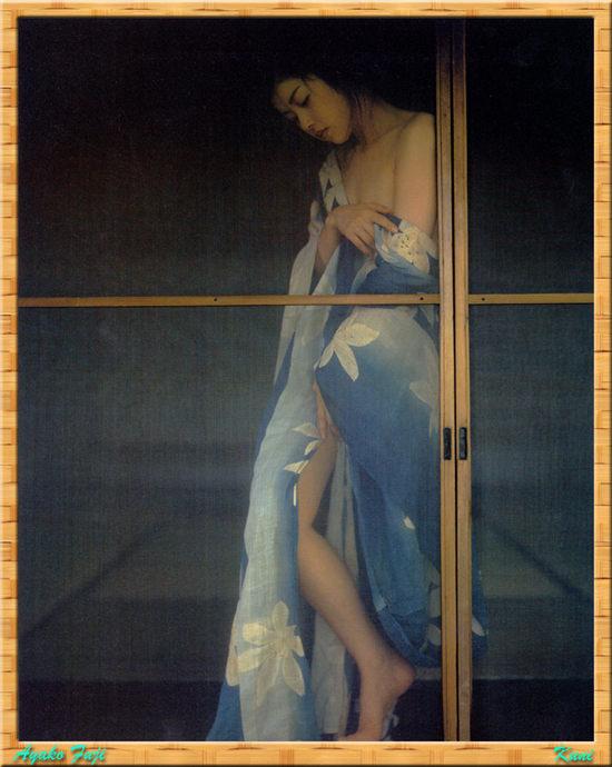 藤彩子 Fuji Ayako 写真