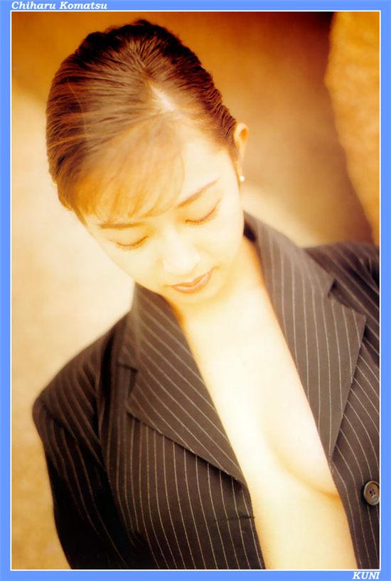 小松千春 Chiharu Komatsu