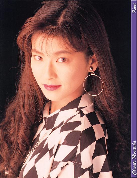 森高千里 Chisato Moritaka