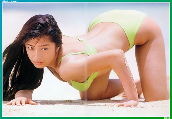 安西宽子 Hiroko Anzai