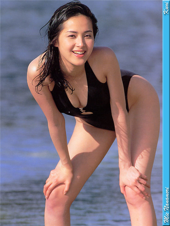 七森美江 Mie Nanamori