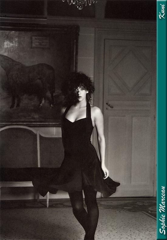 苏菲·玛索 Sophie Marceau 写真
