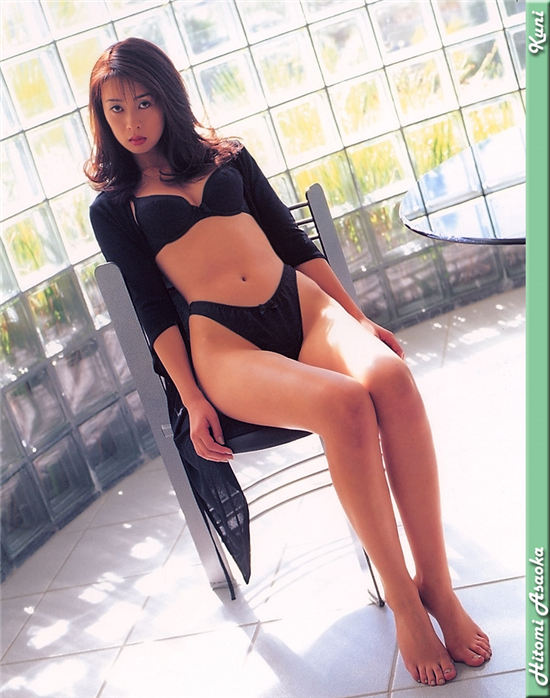 浅丘瞳 Hitomi Asaoka 写真