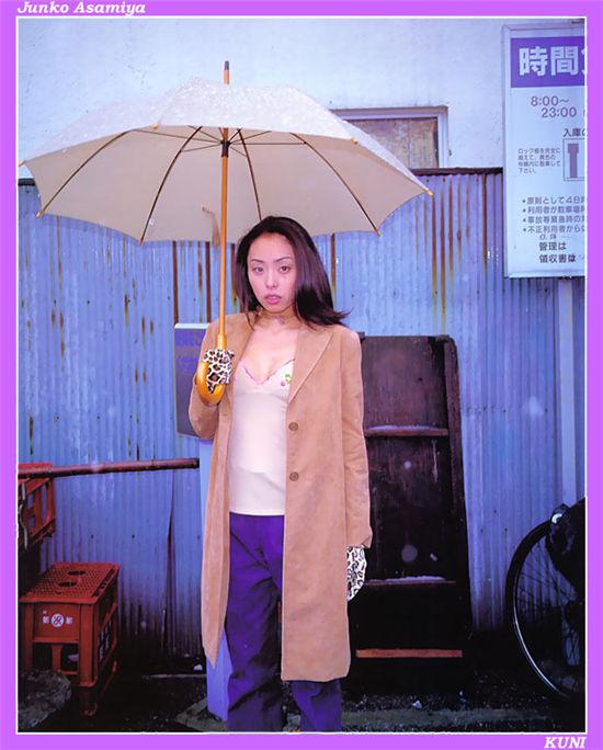 麻宫淳子 Junko Asamiya