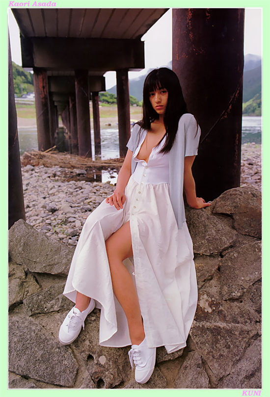 麻田香织 Kaori Asada 写真