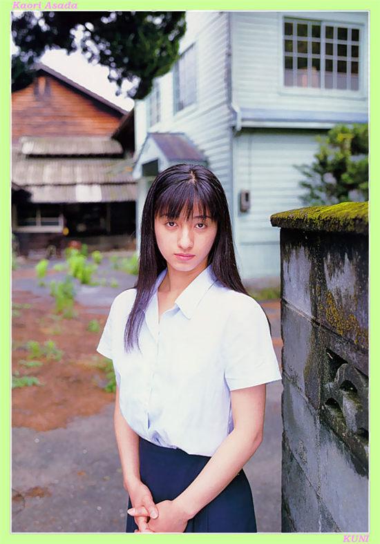 麻田香织 Kaori Asada
