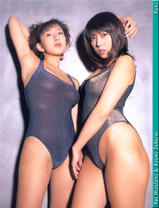 水谷圭 & 樱井步美 Kei Mizutani & Ayumi Sakurai