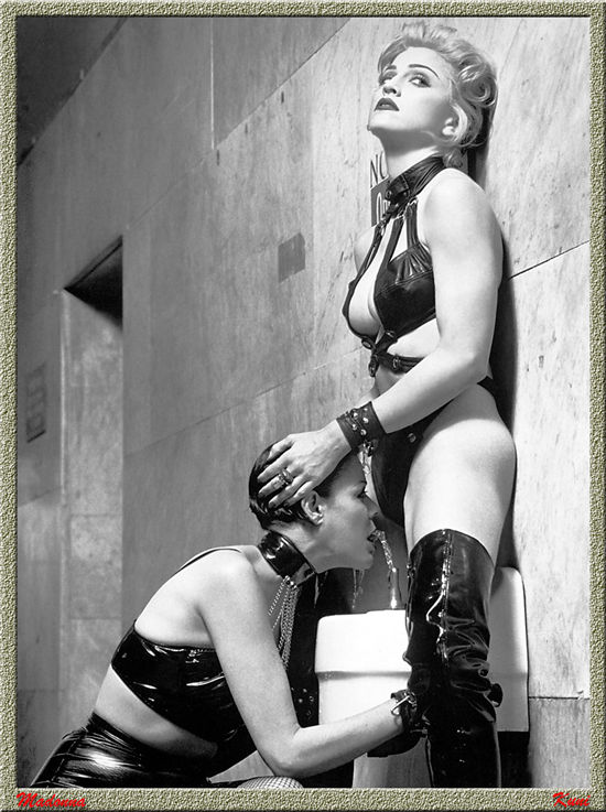 麦当娜 Madonna