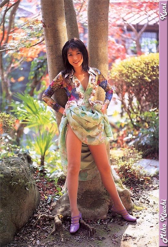 木內美穗 Miho Kiuchi