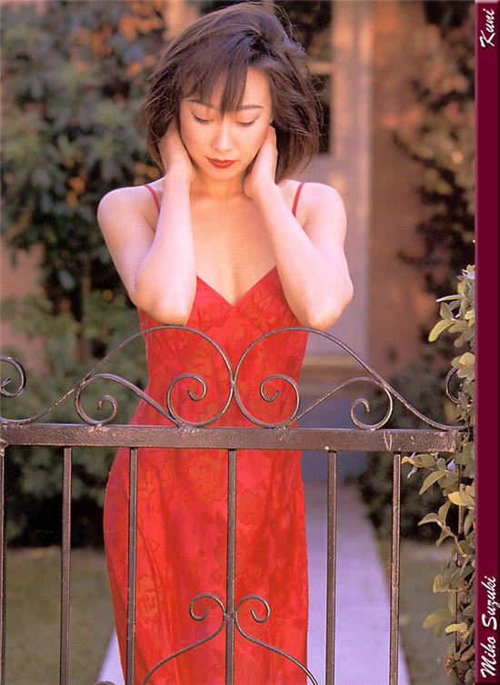 铃木美穗 Miho Suzuki