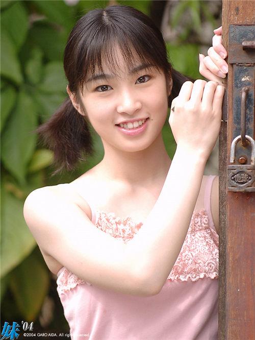 [妹'04]杏野はるな杏野春菜写真集