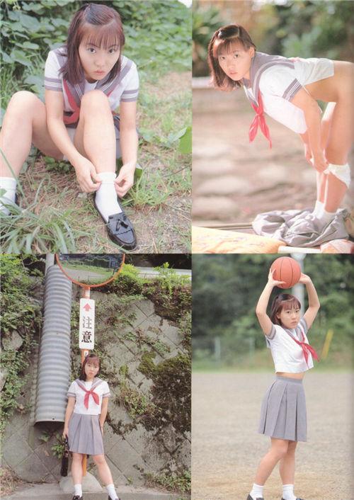 清水琴美写真集 — 妹・琴美16歳