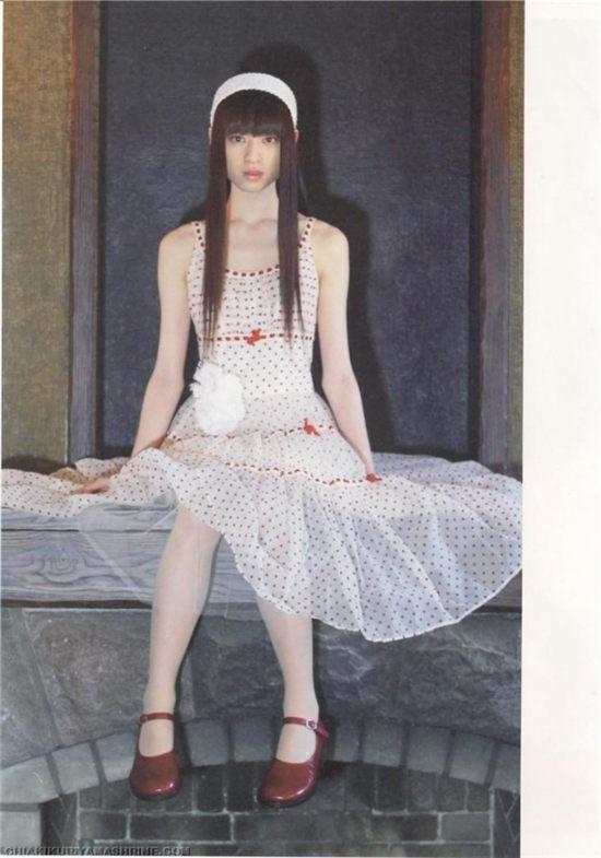 Digi+Girls Kishin No.4 栗山千明
