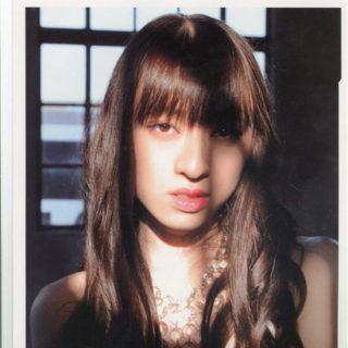 Digi+Girls Kishin No.4 栗山千明 封面