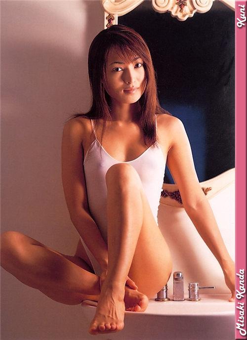 神田美咲 Misaki Kanda