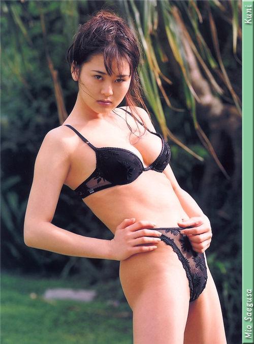 三枝实央 Mio Saegusa