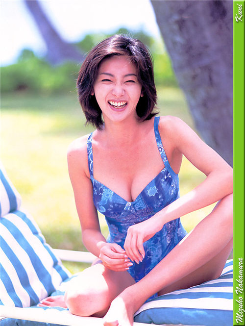 中村瑞穗 Mizuho Nakamura