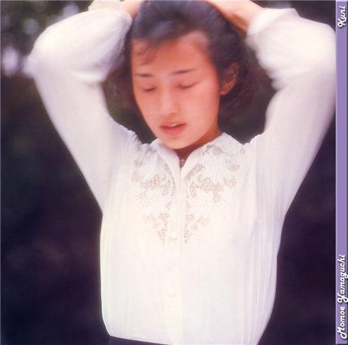 山口百惠 Momoe Yamaguchi